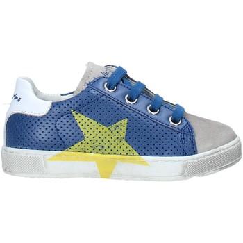 Schuhe Kinder Sneaker Low Naturino 2013681 01 Grau