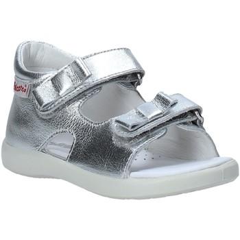 Schuhe Mädchen Sandalen / Sandaletten Falcotto 1500771 02 Silber