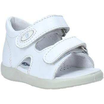 Schuhe Kinder Sandalen / Sandaletten Falcotto 1500675 01 Weiß