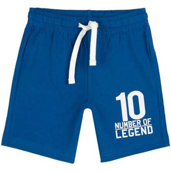 Kleidung Kinder Shorts / Bermudas Chicco 09052926000000 Blau