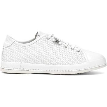 Schuhe Herren Sneaker Café Noir PT1030 Weiß