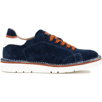 Schuhe Herren Sneaker Low Café Noir TS6010 Blau