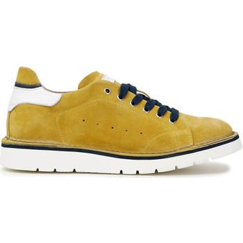 Schuhe Herren Sneaker Café Noir TS6010 Gelb