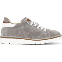 Schuhe Herren Sneaker Low Café Noir TS6010 Grau