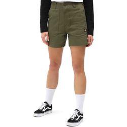 Kleidung Damen Shorts / Bermudas Dickies DK0A4XBXMGR1 Grün
