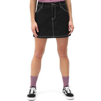Kleidung Damen Röcke Dickies DK0A4XCTBLK1 Schwarz
