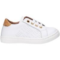 Schuhe Kinder Sneaker Low Alviero Martini 0651 0191 Weiß