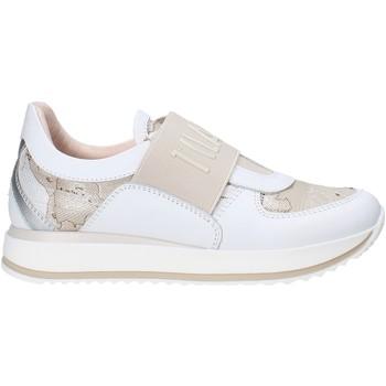 Schuhe Kinder Slip on Alviero Martini 0609 0919 Weiß