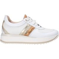 Schuhe Kinder Sneaker Low Alviero Martini 0605 0682 Weiß