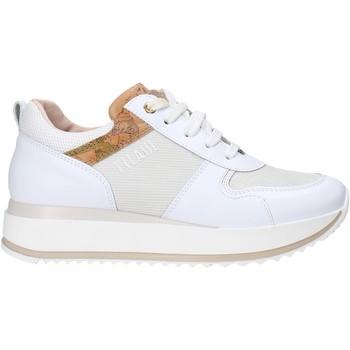 Schuhe Kinder Sneaker Low Alviero Martini 0610 0490 Weiß