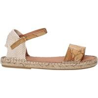 Schuhe Mädchen Sandalen / Sandaletten Alviero Martini E190 9430 Braun
