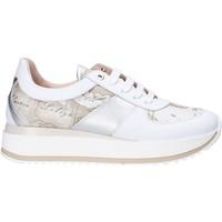 Schuhe Mädchen Sneaker Low Alviero Martini 0603 0919 Weiß