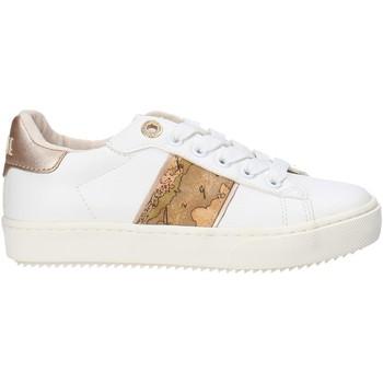 Schuhe Kinder Sneaker Low Alviero Martini 0526 0208 Weiß