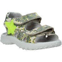 Schuhe Kinder Wanderschuhe Naturino 502451 11 Beige