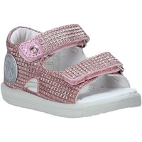 Schuhe Mädchen Sandalen / Sandaletten Falcotto 1500824 03 Rosa