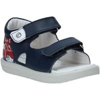 Schuhe Kinder Sandalen / Sandaletten Falcotto 1500898 01 Blau