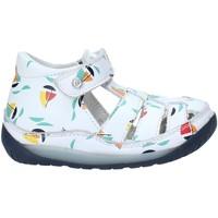 Schuhe Kinder Sandalen / Sandaletten Falcotto 1500726 23 Weiß