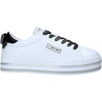 Schuhe Kinder Sneaker Low Sweet Years S21-S00SK415 Weiß
