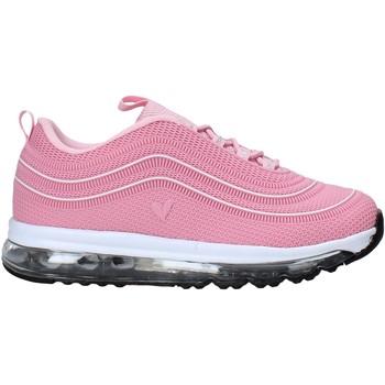 Schuhe Mädchen Sneaker Low Sweet Years S21-S00SK410 Rosa