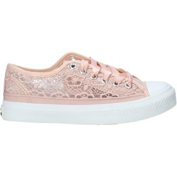 Schuhe Mädchen Sneaker Low Miss Sixty S21-S00MS714 Rosa