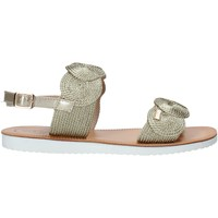 Schuhe Mädchen Sandalen / Sandaletten Miss Sixty S21-S00MS786 Gold