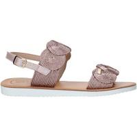 Schuhe Mädchen Sandalen / Sandaletten Miss Sixty S21-S00MS786 Rosa