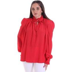 Kleidung Damen Tops / Blusen Cristinaeffe 0138 2291 Rot