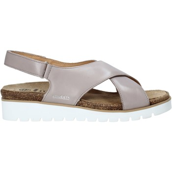 Schuhe Damen Sandalen / Sandaletten Mephisto P5136572 Grau