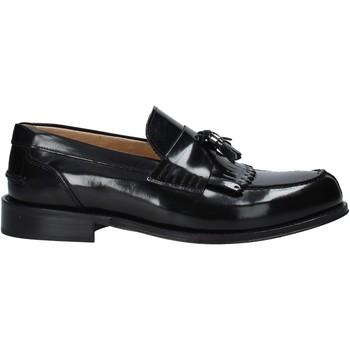 Schuhe Herren Slipper Exton 105 Schwarz