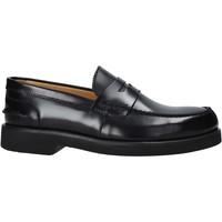Schuhe Herren Slipper Exton 2102 Schwarz