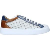 Schuhe Herren Sneaker Low Exton 512 Weiß