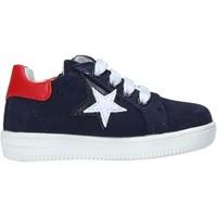 Schuhe Kinder Sneaker Low Balducci AG-1389 Blau