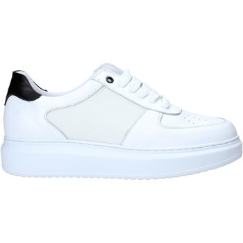Schuhe Herren Sneaker Low Exton 956 Weiß