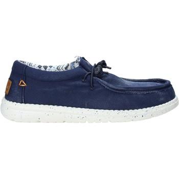 Schuhe Herren Slipper U.s. Golf S21-S00US322 Blau