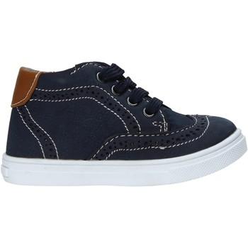 Schuhe Kinder Boots Balducci BS880 Blau