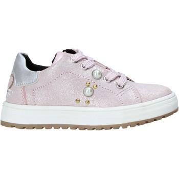 Schuhe Mädchen Sneaker Low Balducci BS901 Rosa