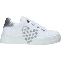 Schuhe Mädchen Sneaker Low Balducci AG550 Weiß
