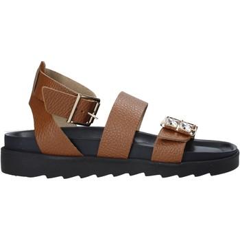 Schuhe Damen Sandalen / Sandaletten Apepazza S1SOFTWLK05/LEA Braun