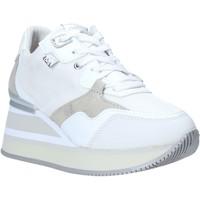 Schuhe Damen Sneaker Low Apepazza S1HIGHNEW07/NYL Weiß
