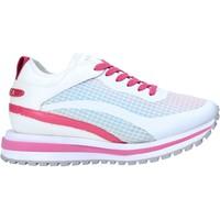 Schuhe Damen Sneaker Low Apepazza S1LSD01/NYL Weiß