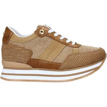 Schuhe Damen Sneaker Low Apepazza S1RSD09/TEJ Braun