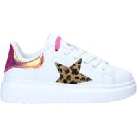 Schuhe Kinder Sneaker Low Shop Art SA050305 Weiß