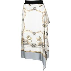 Kleidung Damen Röcke Café Noir JO6080 Weiß