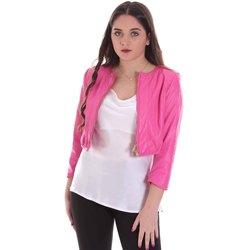 Kleidung Damen Jacken Cristinaeffe 0303 2348 Rosa