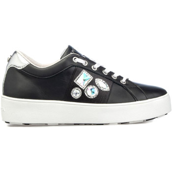 Schuhe Damen Sneaker Low Apepazza S1SLY11/DIA Schwarz