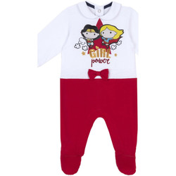 Kleidung Kinder Overalls / Latzhosen Chicco 09002135000000 Rot