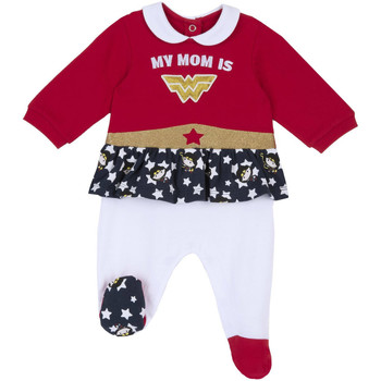 Kleidung Kinder Overalls / Latzhosen Chicco 09002136000000 Rot