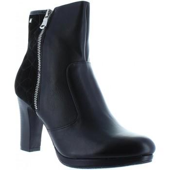 Schuhe Damen Low Boots Maria Mare 61199 Negro
