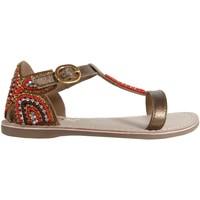 Schuhe Mädchen Sandalen / Sandaletten Cheiw 47117 Marr?n