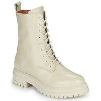 Schuhe Damen Boots Sweet Lemon NIZI Beige